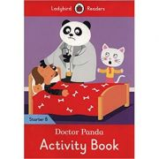 Doctor Panda Activity book