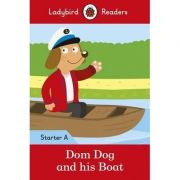 Dom Dog and his Boat