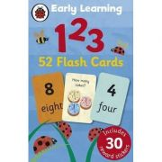 Early Learning. 123 flash cards