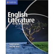 English Literature for the IB Diploma - David James, Nic Amy