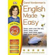 English Made Easy. Ages 6-7 - Carol Vorderman