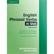 English Phrasal Verbs in Use: Advanced - Michael McCarthy, Felicity O'Dell