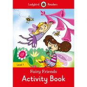 Fairy Friends Activity Book