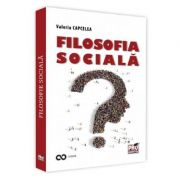 Filosofia sociala - Valeriu Capcelea