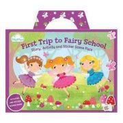 First Trip to Fairy School - Elizabeth Lawrence