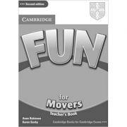 Fun for Movers Teacher's Book - Anne Robinson, Karen Saxby