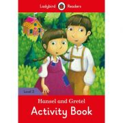 Hansel and Gretel Activity Book