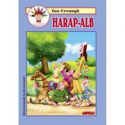 Harap-Alb. Carte de colorat - Ion Creanga