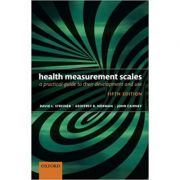 Health Measurement Scales: A practical guide to their development and use - David L. Streiner, Geoffrey R. Norman, John Cairney