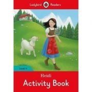 Heidi Activity Book. Ladybird Readers Level 4