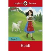 Heidi. Ladybird Readers Level 4