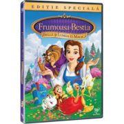 Frumoasa si Bestia. Belle si lumea ei magica (DVD)