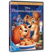 Doamna si Vagabondul (DVD)