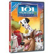 101 Dalmatieni 2: Aventura lui Patch la Londra (DVD)