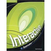 Interactive Level 1 Testmaker CD-ROM and Audio CD - Sarah Ackroyd