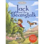 Jack and the Beanstalk. Retold - Nina Filipek