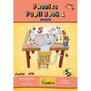 Jolly Phonics Pupil Book 1 - Sara Wernham, Sue Lloyd