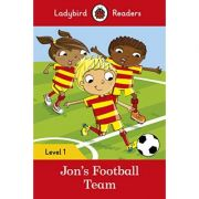 Jon's Football Team. Ladybird Readers Level 1