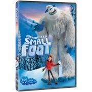 Aventurile lui SmallFoot. DVD