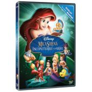 Mica Sirena: Inceputurile lui Ariel (DVD)