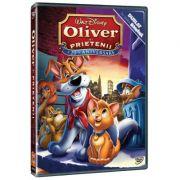 Oliver si prietenii - Editie aniversara (DVD)