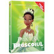 Printesa si Broscoiul - Colectie printese (DVD)