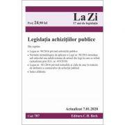 Legislatia achizitiilor publice. Editia a 10-a