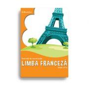 Limba franceza. Exercitii de conversatie, clasa a V-a - Georgeta Loredana Burda