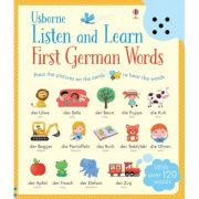 Listen and learn first German words - Sam Taplin, Mairi Mackinnon