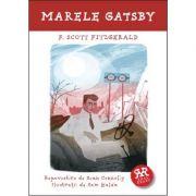 Marele Gatsby - F. Scott Fitzgerald. Repovestire de Sean Connolly, ilustratii de Sam Kalda
