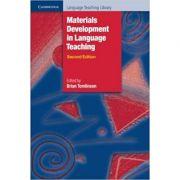Materials Development in Language Teaching - Brian Tomlinson