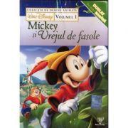 Mickey si Vrejul de fasole vol. 1 - Colectie Disney (DVD)