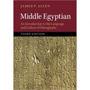 Middle Egyptian: An Introduction to the Language and Culture of Hieroglyphs - James P. Allen