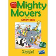 Mighty Movers 2nd Edition. Activity Book - Wendy Suderfine, Viv Lambert