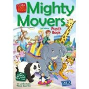 Mighty Movers 2nd edition. Pupil's Book - Wendy Suderfine, Viv Lambert