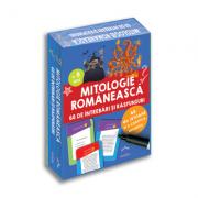 Mitologie romaneasca. 68 de intrebari si raspunsuri - Gabriela Girmacea