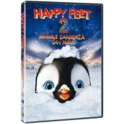 Mumble danseaza din nou. Happy Feet Two (DVD)