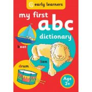 My First ABC Dictionary. 250 words, age 2+