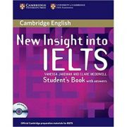 New Insight into IELTS Student's Book Pack - Vanessa Jakeman, Clare McDowell