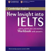 New Insight into IELTS Workbook with Answers - Vanessa Jakeman, Clare McDowell