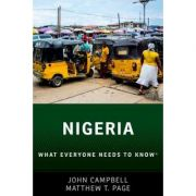 Nigeria: What Everyone Needs to Know® - John Campbell, Matthew T. Page