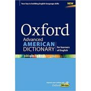 Oxford Advanced American Dictionary for learners of English: A dictionary for English language learners (ELLs) with CD-ROM that develops vocabulary and writing skills