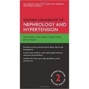 Oxford Handbook of Nephrology and Hypertension: Ghid practic Oxford nefrologie și hipertensiune - Simon Steddon, Alistair Chesser, John Cunningham, Neil Ashman