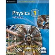 Physics 1 for OCR Student's Book with CD-ROM - David Sang, Gurinder Chadha