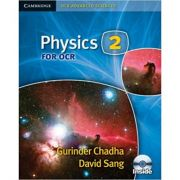 Physics 2 for OCR Secondary Student Book with CD-ROM - Gurinder Chadha, David Sang