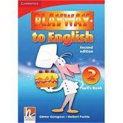 Playway to English Level 2 Pupil's Book - Gunter Gerngross, Herbert Puchta