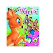 Povesti cu puzzle. Bambi