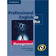 Professional English in Use Management with Answers - Arthur Mckeown, Ros Wright