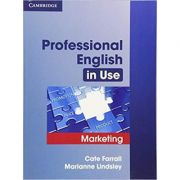 Professional English in Use Marketing with Answers - Cate Farrall, Marianne Lindsley