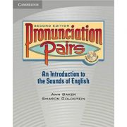 Pronunciation Pairs Student's Book with Audio CD - Ann Baker, Sharon Goldstein